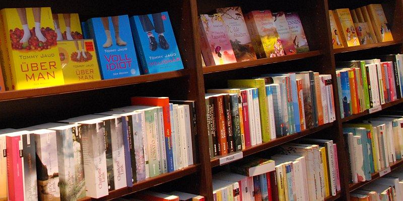 Weniger als 200 neue Romane im November
