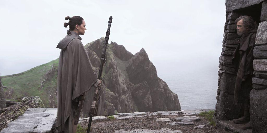 »Star Wars: Die letzten Jedi« kommt ins Kino