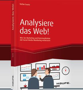 Stefan Evertz,Analysiere das Web! Haufe Lexware Verlag.