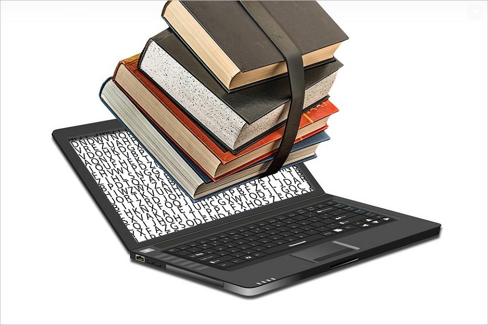 Das Gedruckte muss ins Digitale – auch bei den Verlagen. Foto: Pixabay.