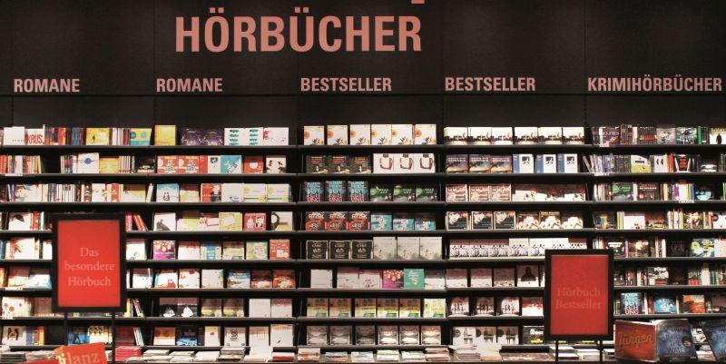 Hörbuchverlage bilanzieren Geschäftsjahr 2017