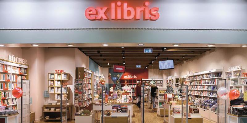 Handelskrise: Schweizer Ex Libris-Kette schließt drei Viertel ihrer Filialen