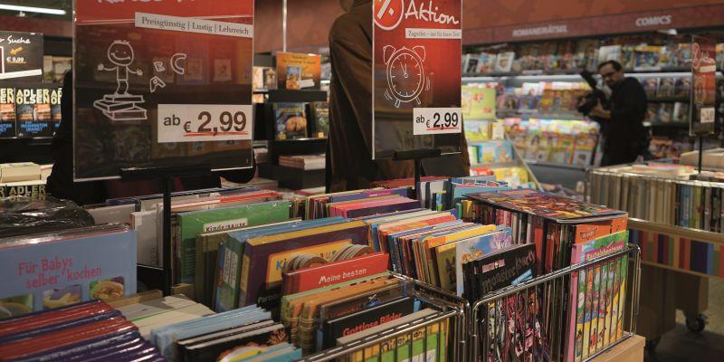 Bestsellerkarrieren in unterschiedlichen Vertriebskanälen