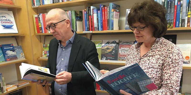 Der Haupt Verlag präsentiert sich als Allrounder mit Tradition