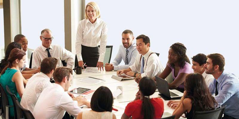 Coaching und Agilität sind die neuen Management-Tools