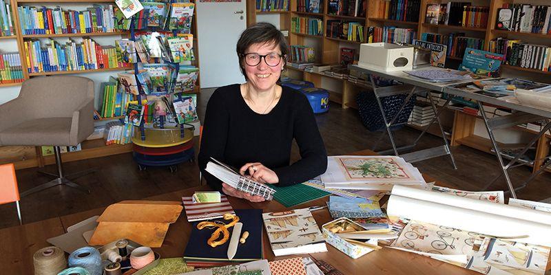 Bücherbinden als kreatives Erlebnis
