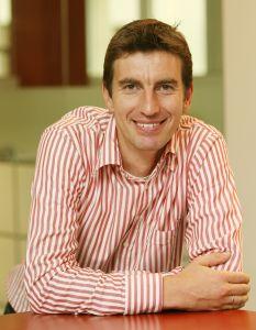 Markus Wölflick, Geschäftsführer Lovelybooks. Foto: Marion Vogel.