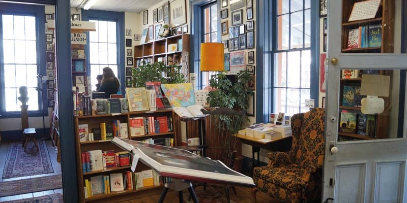 Square Books dominiert Oxford