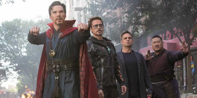 »Avengers: Infinity War« kommt ins Kino