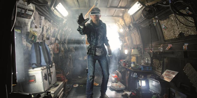 »Ready Player One« kommt in die Kinos