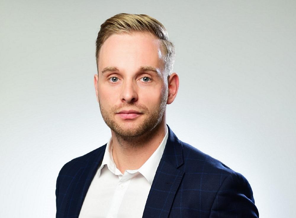 Alexander Woge, Geschäftsführer der knk Customer Engagement GmbH. Foto: knk