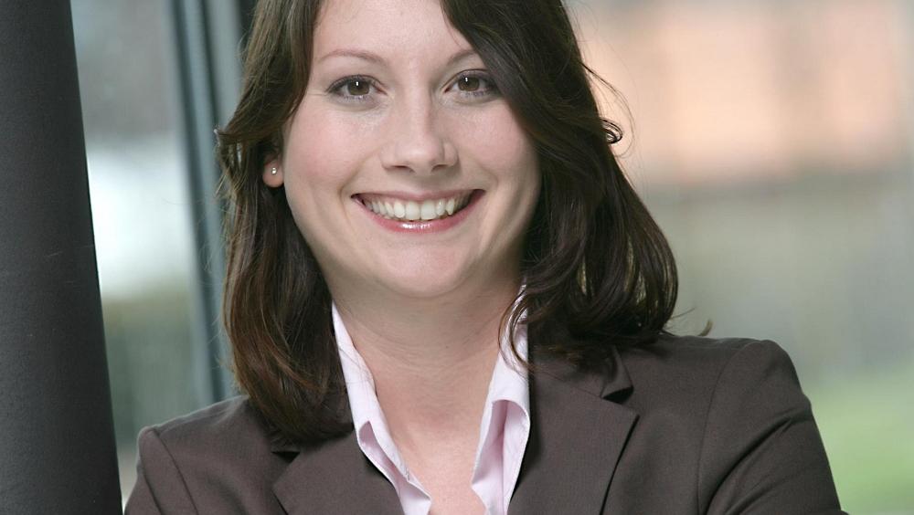 Ines Gensinger. Foto: Microsoft