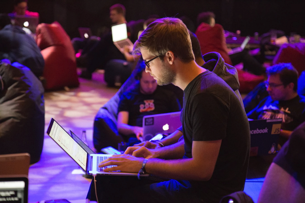 Hackathon. Foto: Unsplash.