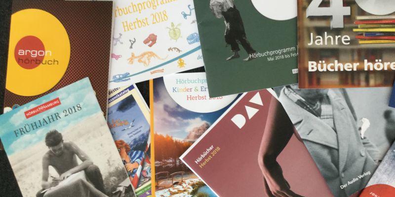 Die Verlagsvorschau als pragmatisches Arbeitsmittel