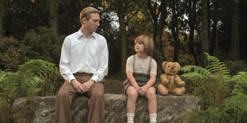 »Goodbye Christopher Robin« über den »Pu der Bär«-Erfinder kommt ins Kino