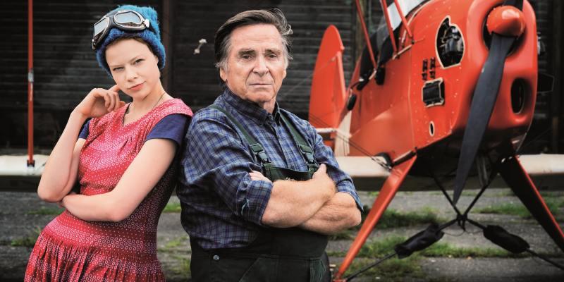 Im Kino: »Grüner wird's nicht, sagte der Gärtner und flog davon«