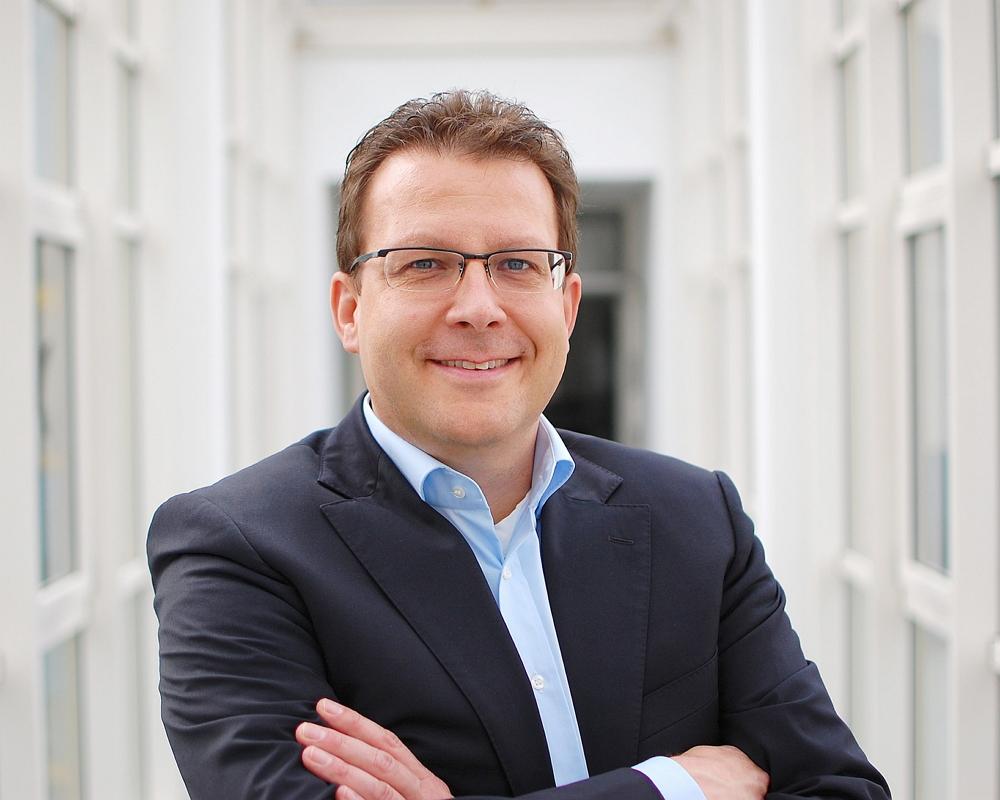 Michael Bruns, WEKA-Geschäftsführer. Foto: WEKA/Stephan.
