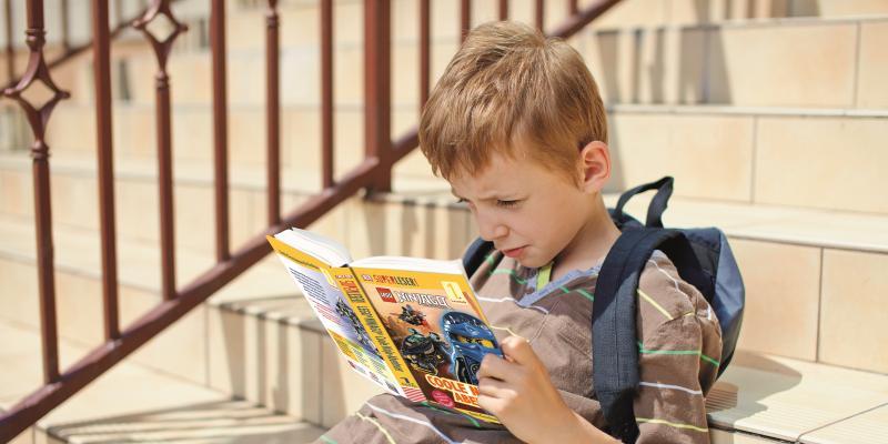 Neue Sachbuchreihen für Leseanfänger