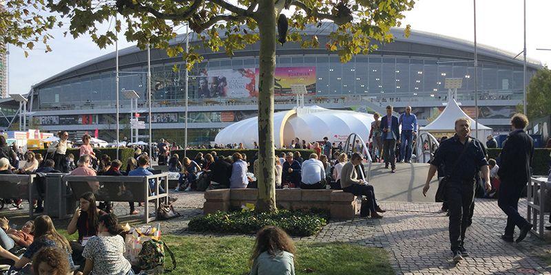 Rückblick auf die Frankfurter Buchmesse 2018
