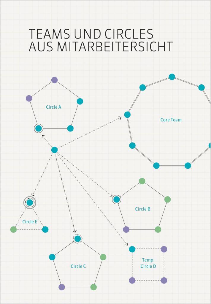 Teams und Circles aus Mitarbeitersicht, Murmann Verlag