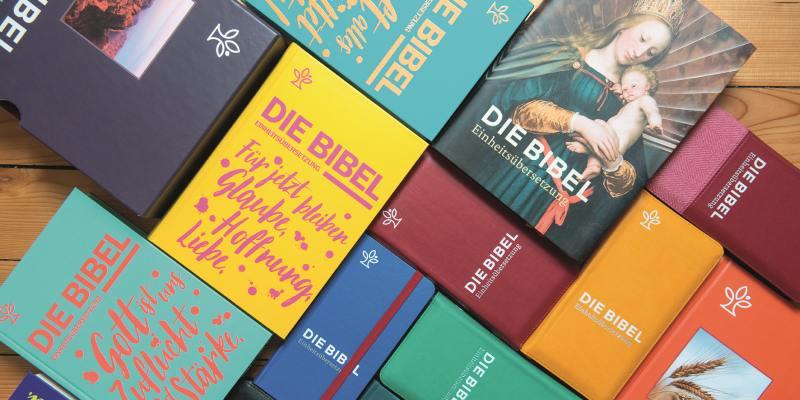 »Die Bibel muss von uns immer neu erfunden werden«