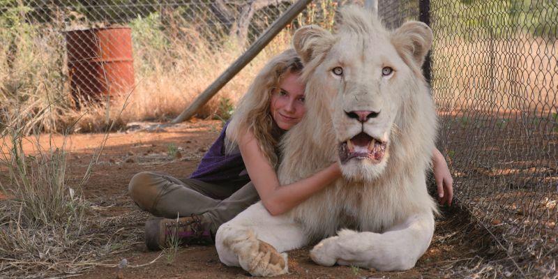 »Mia und der weiße Löwe« kommt in die Kinos