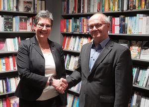 Thalia übernimmt Buchhandlung von Franziska Bickel