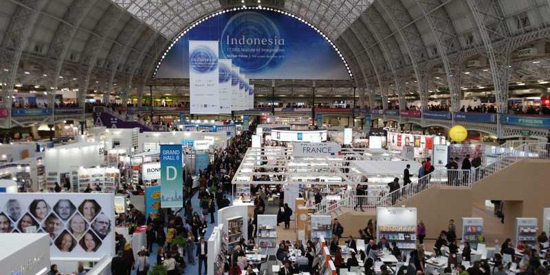 Brexit drückt die Stimmung auf der London Book Fair