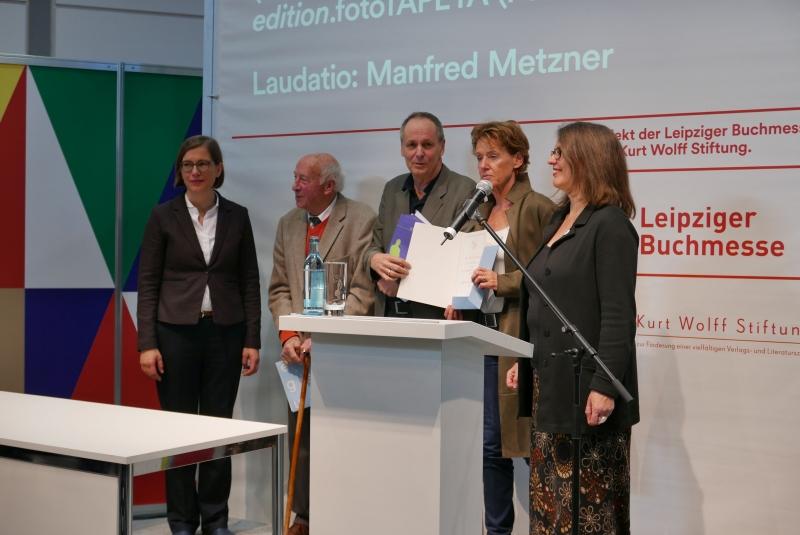 Kurt-Wolff-Preisverleihung durch KNV-Insolvenz getrübt
