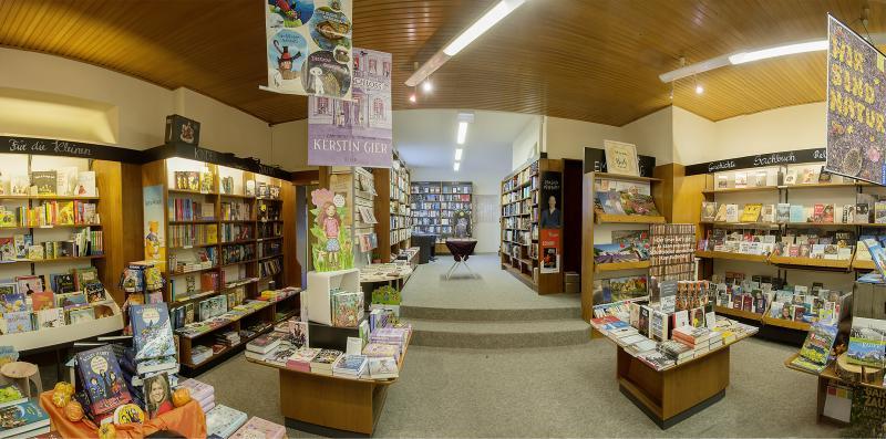 Buch-Café im Lippott-Haus