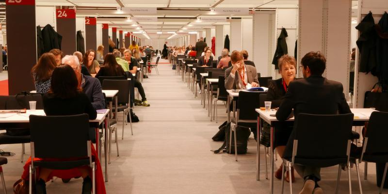 Steigt das Interesse an Büchern aus Germany?