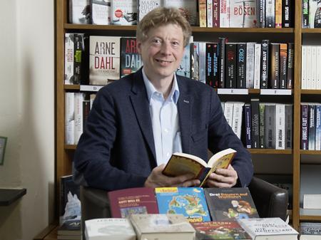 Buch-Café im Lippott-Haus: ein Wohlfühlort