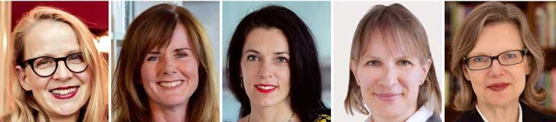 Chefsessel in Verlagen zunehmend weiblich besetzt