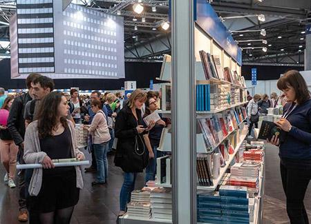Leipziger Buchmesse regelt den Buchverkauf neu
