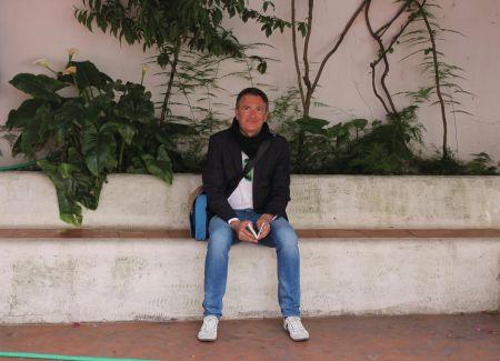 Unter Pseudonym erfolgreich mit Portugal-Krimis