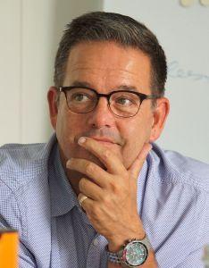 Stephan Huber. Foto: Prof. Hans Heinrich Ruta.