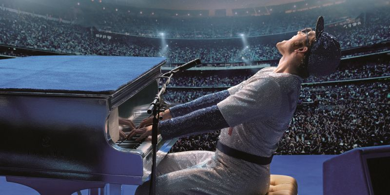 Elton Johns Film-Biografie »Rocketman« kommt in die Kinos