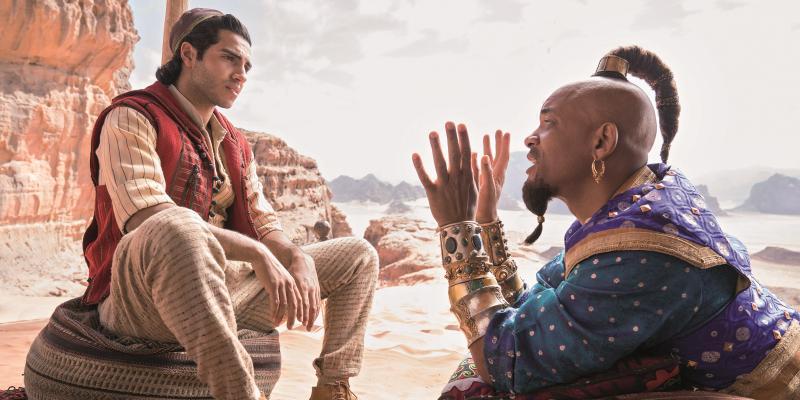 Disneys »Aladdin« kommt neu in die Kinos