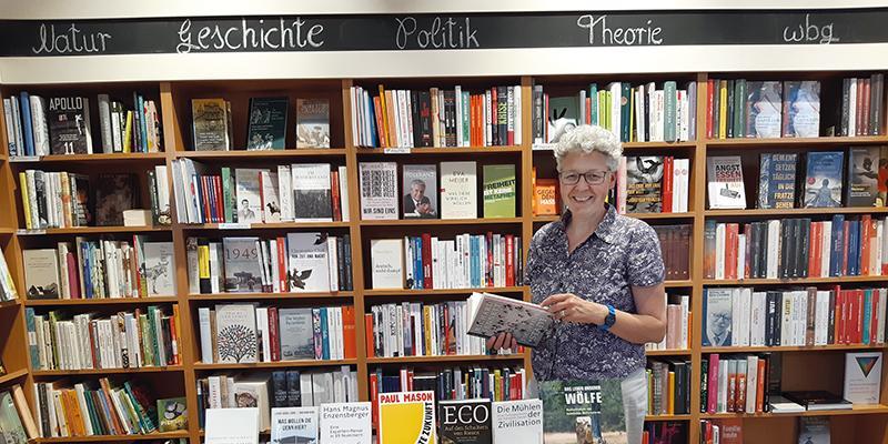 Wie Buchhändler das Sachbuch inszenieren