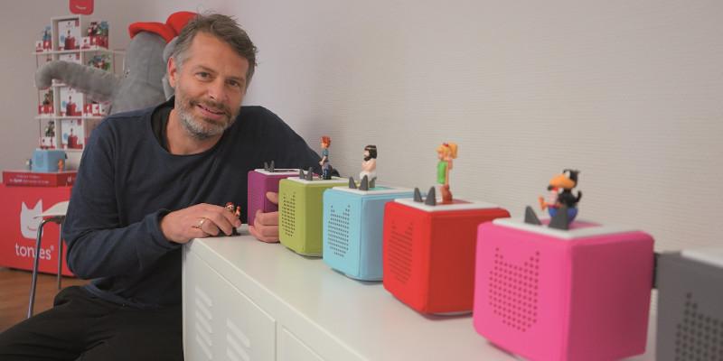 Audiowürfel als Schnittstelle zwischen analog und digital