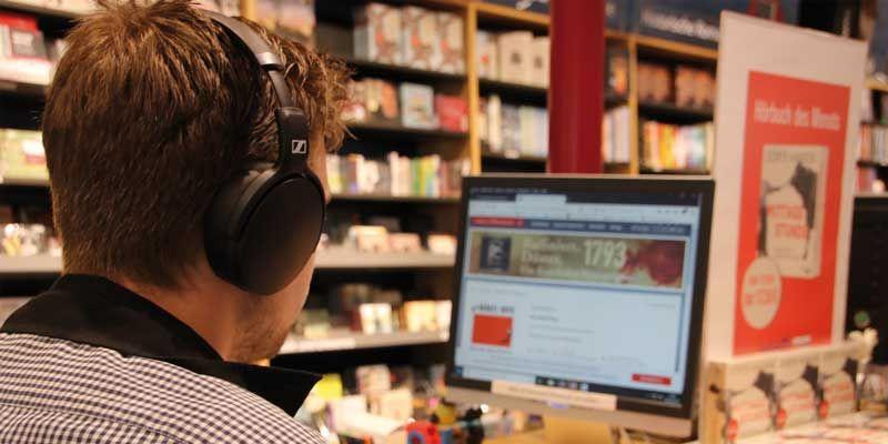 Wie Verlage und Buchhandel das Hörbuch fördern können