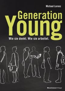 Lorenz, Generation Young, Cover