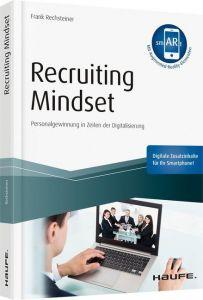 Frank Rechsteiner. Recruiting Mindset. Cover.