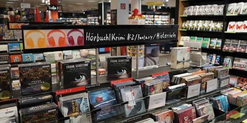 Hörbuch als Hoffnungsträger im stagnierenden Buchmarkt