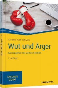 Annette Auch-Schwelk, Wut und Ärger_Cover