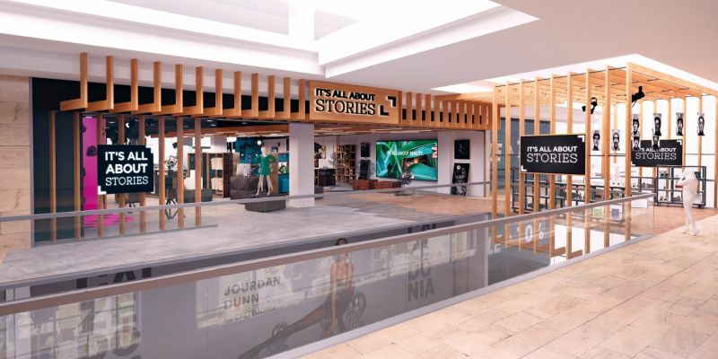 Center-Betreiber ECE testet neues Shop-Konzept
