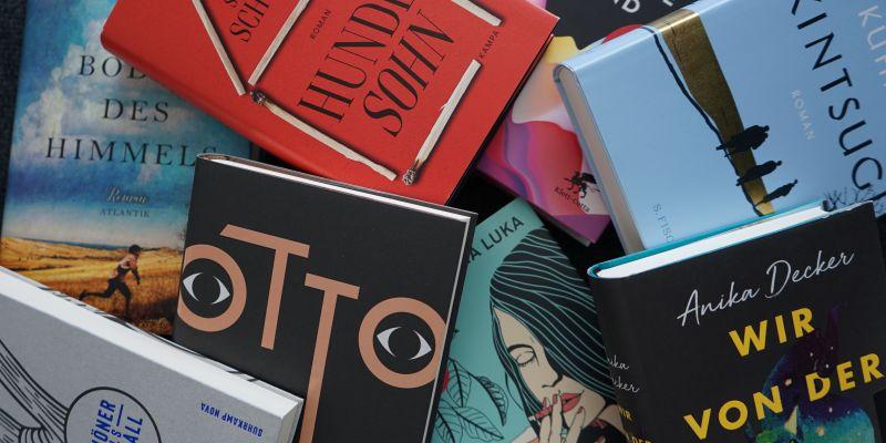 Neue literarische Stimmen im Herbst 2019