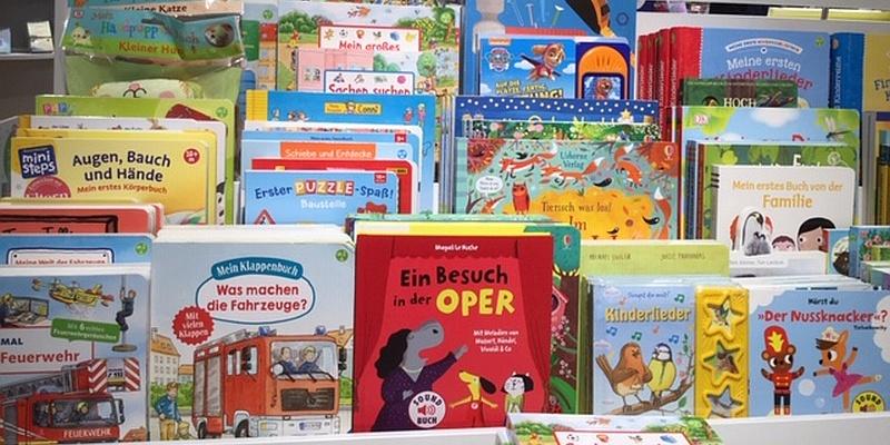 Höhere Preise sichern das Kinderbuch-Wachstum