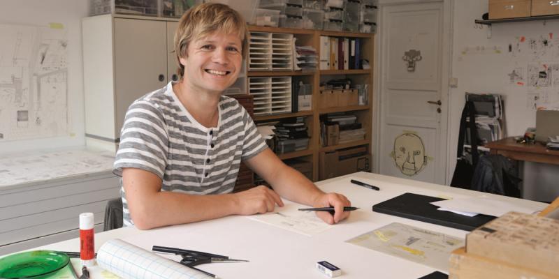 Gastland Norwegen liefert auch Stoffe für junge Leser