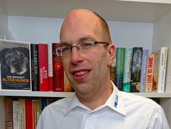 »Wir wollen der sympathische Buchhändler von nebenan sein, aber eben online« - buchreport